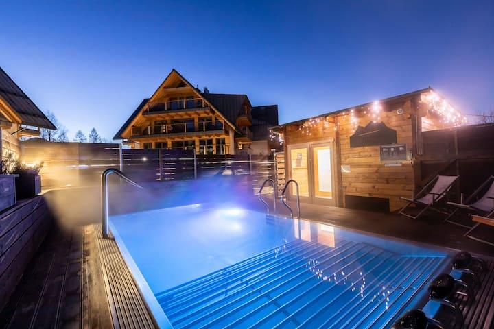 Aparthotel Pod Skocznia SPA - Mont Blanc Deluxe