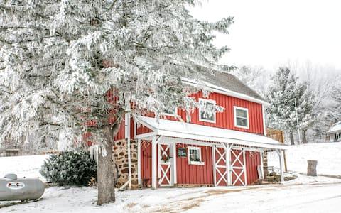 The Granary Guesthouse @ Harvest Home Farm