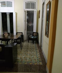 Hall este pasillo interconectados todas las habitaciones
