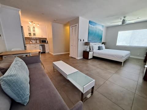 Moderný apartmán pri mori - Vhodné pre domáce zvieratá