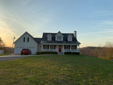 Horseshoe Ridge Farms at Braxton County, WV