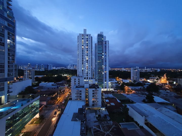 Apartment in the Center of Panama City