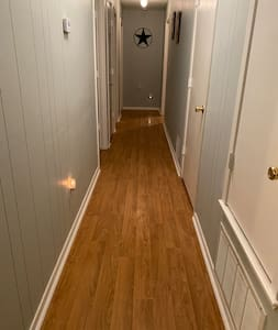 "40"" wide hall"