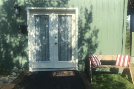 French door entry fully functional