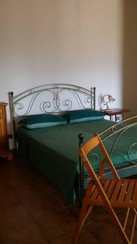 Camera da letto: dettagli