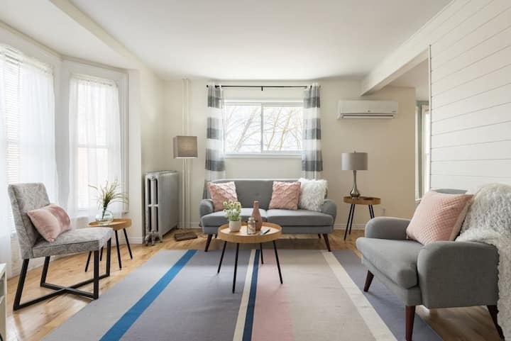 3 Bedroom Home in Central Bedford