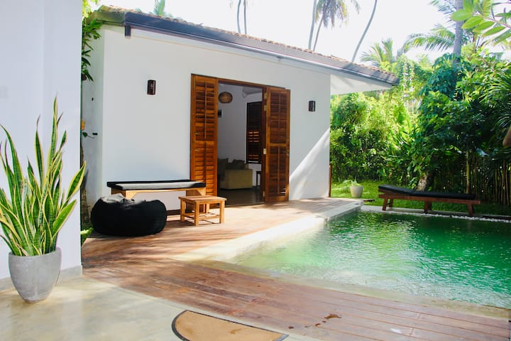 Lemon Villa - 50 meters from the surf spot