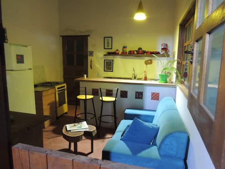 Suíte em São Jorge, na Chapada dos Veadeiros (GO)