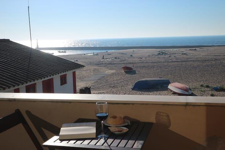 House in Aguda Beach