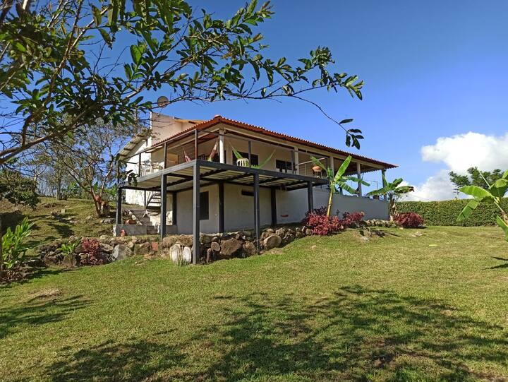 Casa campestre Casa Loma - Pueblo Bello Dpto Cesar
