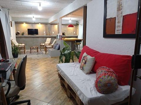 Casa na Montanha - Costa de Dentro (Loft)