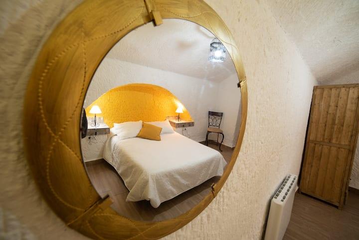 Hotel Rural - Cave El Cortijo Gachas