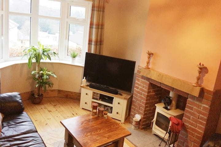 Quiet Country home set in the heart of Tavistock