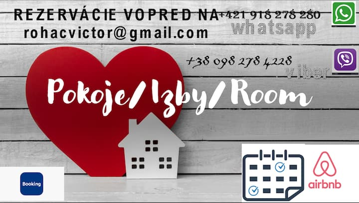 Medzilaborce/A.Warhol city/Izba/Pokoj/Room/кімната