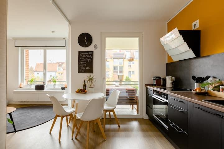 Exklusive Smart Home Wohnung nähe City im Grünen