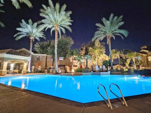 Resort Style Condo in Scottsdale/Paradise Valley