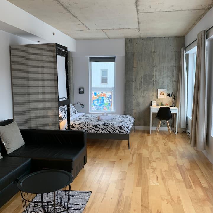 Le studio Cohen Locations Vieux Limoilou  298015