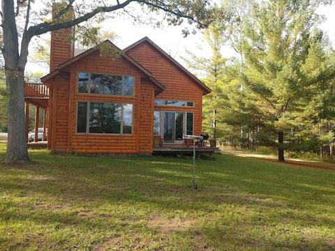 McCollum Lake Cottage