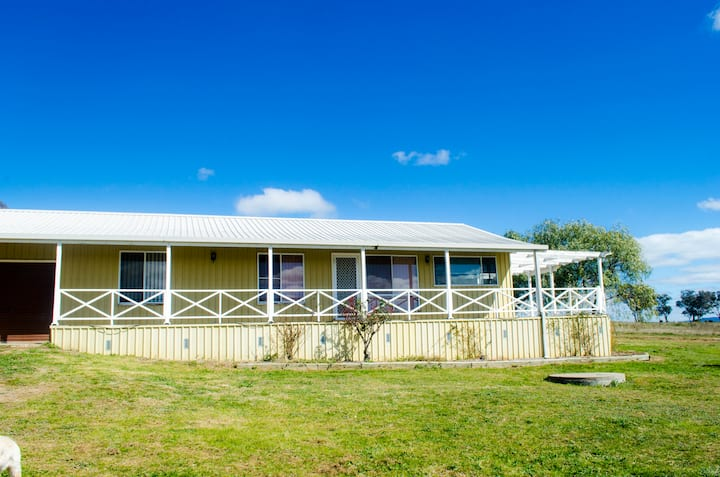 Serene and Atmospheric Farm House