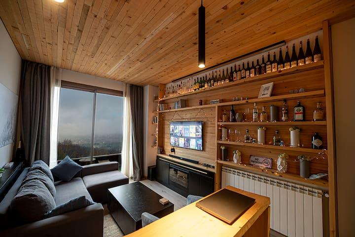 Cozy duplex apartment in Redrock Faqra