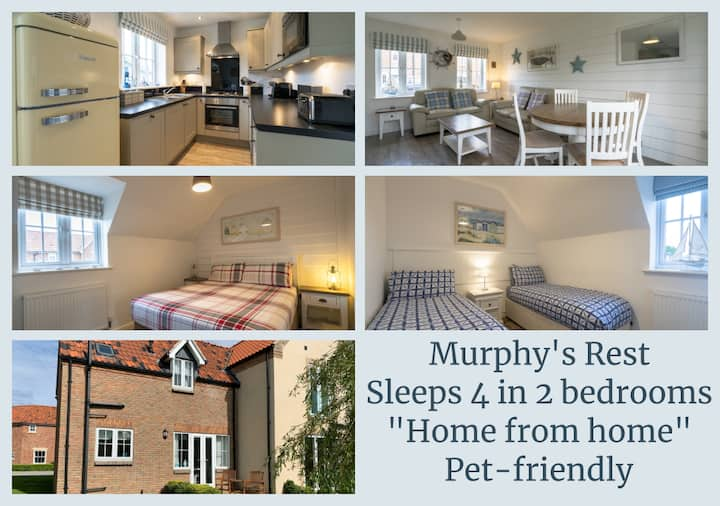 Murphy's Rest - free wifi, pool, gym, dogs welcome