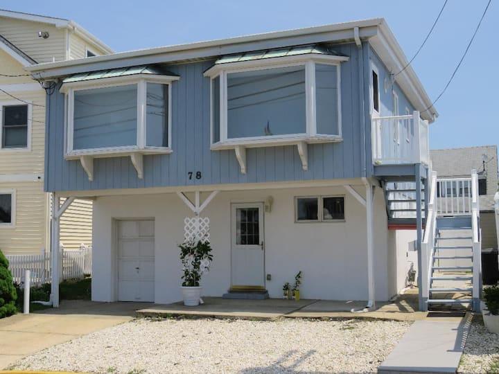 FAMILIES & RETIREES-PERFECT NJ Shorehouse