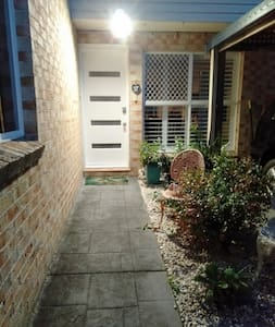 sensor light for well lit front entrance at all times