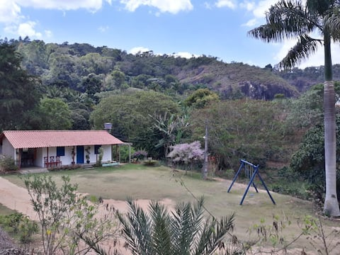 Casa de campo para grupo em Iúna (Caparaó)