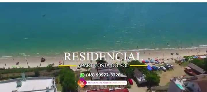RESIDENCIAL APART COSTA DO SOL SUITE COM AR