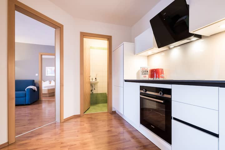 Sankt Johann Suites&Apartments - 3 Zimmer