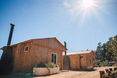 San Jose del Pacifico (Cabañas Rancho Viejo 8)