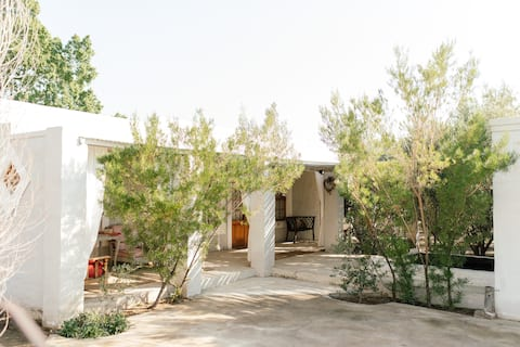 Prince Albert's Olive Den