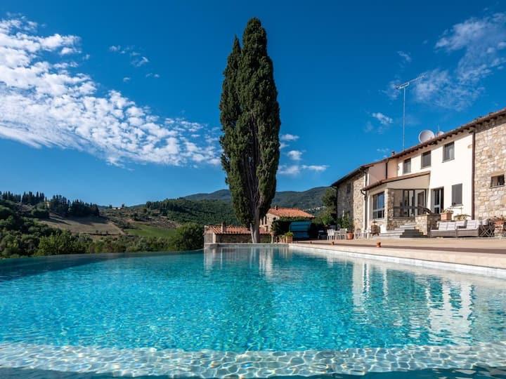 The Seventh Wonder  Villa Fonati