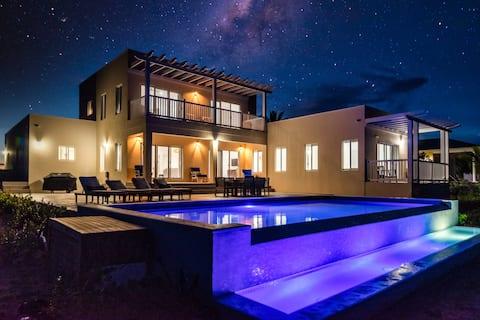New Build Oceanside Private Home 'Saffron House'