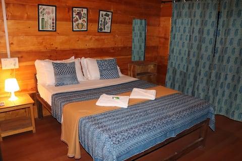 Spacious Eco Friendly Cottage Near Agonda Beach