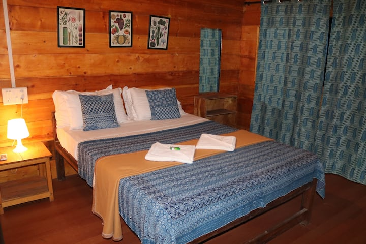 Spacious Eco Friendly Cottage Near Agonda Beach