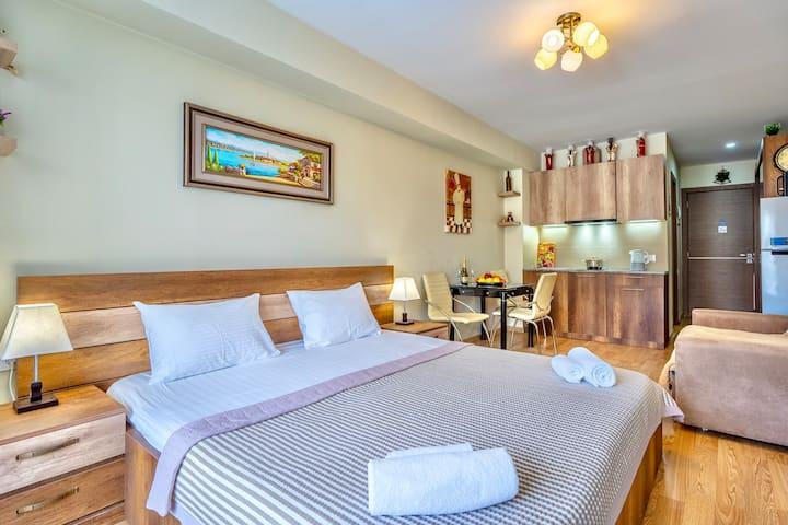 GVC 217 * New Gudauri Apartments