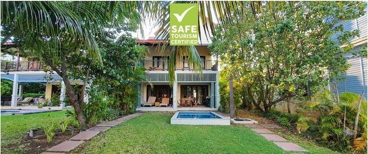 Health Cert. Maison Bigorno by Simply-Seychelles
