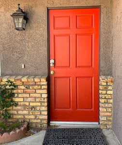 Door is 36 inches wide