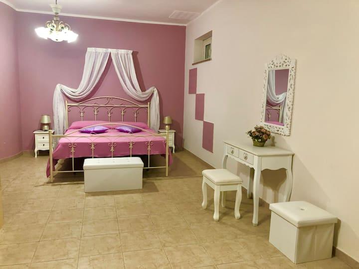 """Villa """" ZAGARA """" tra sapori e aromi CALABRESI"""