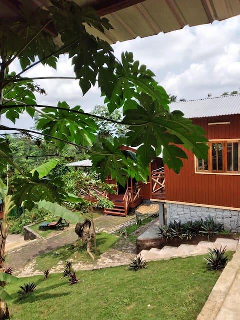 Guesthouse Quinta Natural, harmonie Natuurlijk groen