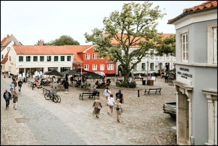 Ærøskøbing - Stay in the old bakery