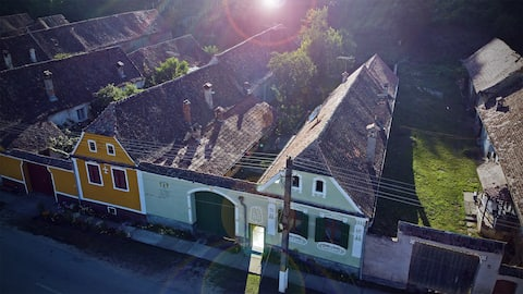 Villa Rihuini (Wine House) Authentic Saxxon house
