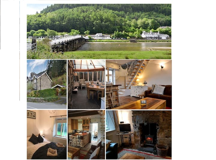 Lovely dog friendly cottage-Penmaenpool, Snowdonia