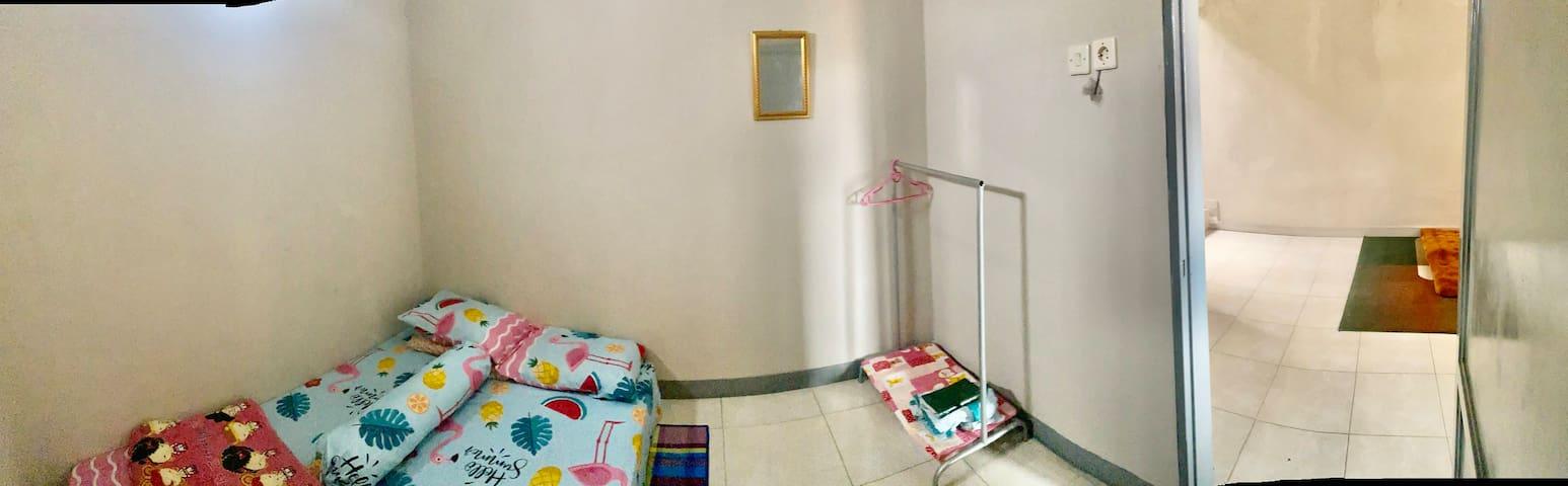 Room 3, 2nd Floor.