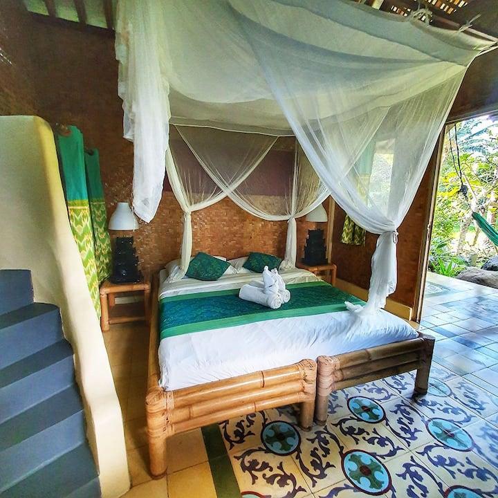 Dharma Family Bungalow  Darmada Eco Resort .
