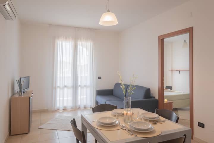 One bedroom apartment for 4 people - Le Fontane