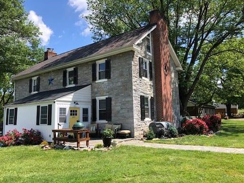 1751 Historic Farmhouse 3rd fl Suite