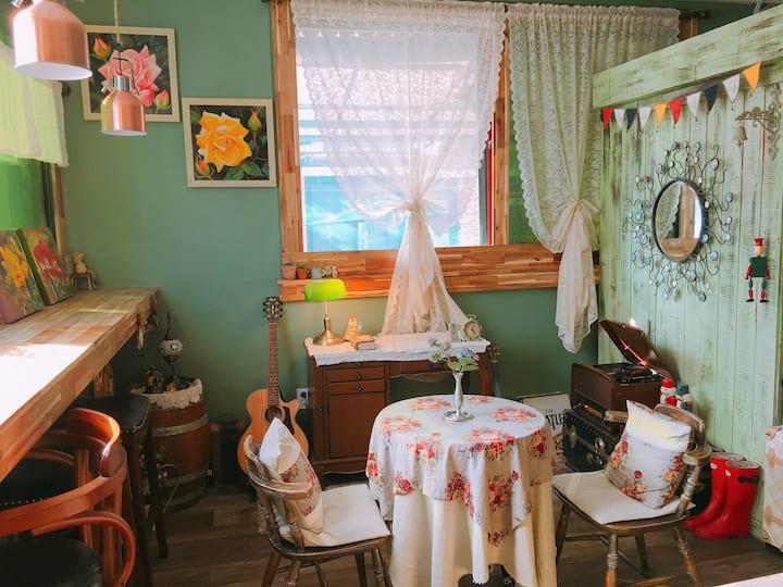 Jamasum Guesthouse & Jazz Art Cafe