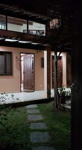 Entrada principal da casa